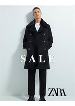 Prospectus ZARA : Sale Men