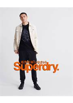 Catalogues et collections Superdry : New Men's Collection