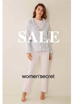 Prospectus Women'secret : Sale
