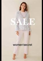 Prospectus Women'secret : Sale
