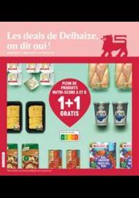Prospectus AD Delhaize Fernelmont : Nouveau: Promotion de la semaine