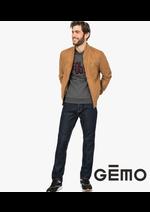 Prospectus Gemo : Nouveautés Homme