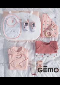 Prospectus Gemo CHELLES : Nouveautes Bébé