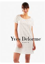 Prospectus Yves Delorme : Collection Femme
