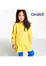 Prospectus Okaïdi : Collection Fille