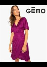 Prospectus Gemo PONTARLIER : Collection Robe