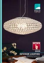 Prospectus Otto's : Eglo Wohnraumleuchten 2020