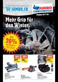 Prospectus Jumbo Maximo Allmendingen b. Bern : Extra: Auto
