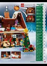 Prospectus LEGO : Nouveautés