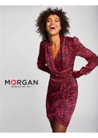 Prospectus Morgan AUBERVILLIERS : Collection Robe