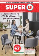 Promos et remises  : Catalogue Super U