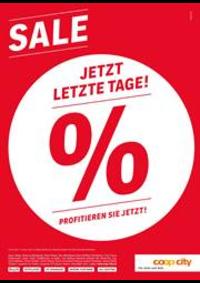 Prospectus Coop City Basel - PerPiedi : Sale: Letzt letzte tage!