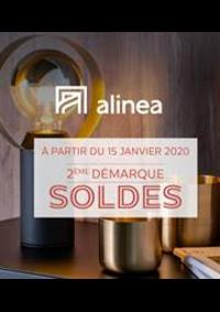 Prospectus Alinéa PARIS - ROSNY-SOUS-BOIS : Soldes