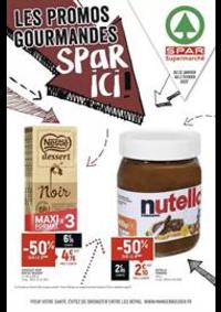 Prospectus Spar Herimoncourt : Les promos gourmandes