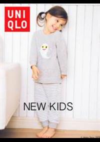 Prospectus Uniqlo So Ouest : New Kids