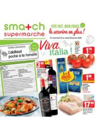 Prospectus Match JODOIGNE : Viva Italia