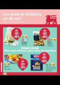 Promos et remises Supermarché Delhaize Braine-l'Alleud : Nouveau: Promotion de la semaine