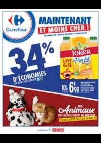 Prospectus Carrefour SAINT DENIS : Maintenant et moins cher !