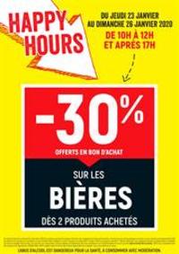 Prospectus Spar VILLEMOMBLE : Happy Hours
