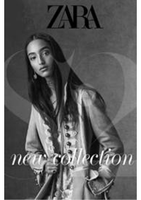 Catalogues et collections ZARA ROISSY-EN-FRANCE : New Collection Woman