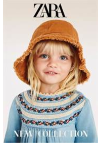 Prospectus ZARA NOISY LE GRAND : New Collection Kids