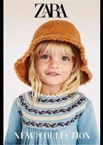 Prospectus ZARA : New Collection Kids