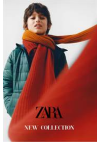 Prospectus ZARA PARIS 30 PLACE D'ITALIE : New Collection Boys