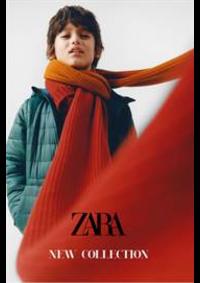 Prospectus ZARA AULNAY SOUS BOIS : New Collection Boys