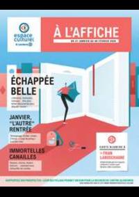 Prospectus E.Leclerc ORLY : À L'AFFICHE