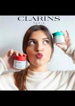 Prospectus Clarins Skin Spa : Les Nouveautés