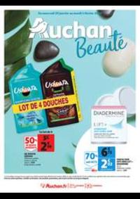 Prospectus Auchan PAU : Auchan Beauté
