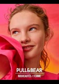 Prospectus Pull & Bear Bruxelles - Av Louise  : Nouveautés / Femme