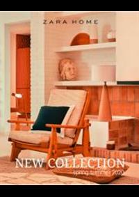 Prospectus ZARA HOME PARIS : New Collection SS20
