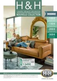 Prospectus H&H ROSNY SOUS BOIS : Nouvelle Colections