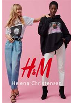 Catalogues et collections H&M : Helena Christensen