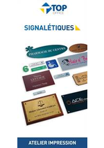 Prospectus  : Signalétiques