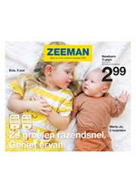 Prospectus Zeeman : Baby Collection