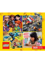 Prospectus LEGO : Collection Lego 2020