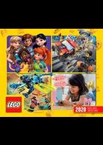 Prospectus LEGO : Collection Lego 2020
