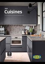 Prospectus IKEA : Catalogue Cuisines 2020