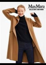 Promos et remises  : Collection 'S Max Mara