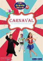 Prospectus La grande Récré : Carnaval