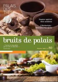 Prospectus Palais des thés PARIS 3 : Bruits de Palais