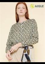 Catalogues et collections Aigle : Chemises Femme