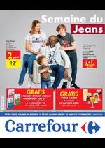 Prospectus Carrefour : Semaine du Jeans