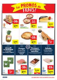 Promos et remises Carrefour Market BEAURAING : folder Carrefour Market
