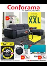 Prospectus Conforama CREIL - ST MAXIMIN : Confort XXL