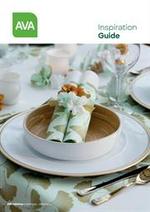 Guides et conseils AVA : Catalogus Tabletop