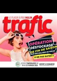 Bons Plans Trafic Barvaux : Offres Destockage