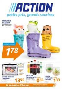 Prospectus Action Garges-lès-Gonesse : Petits prix grands sourires
